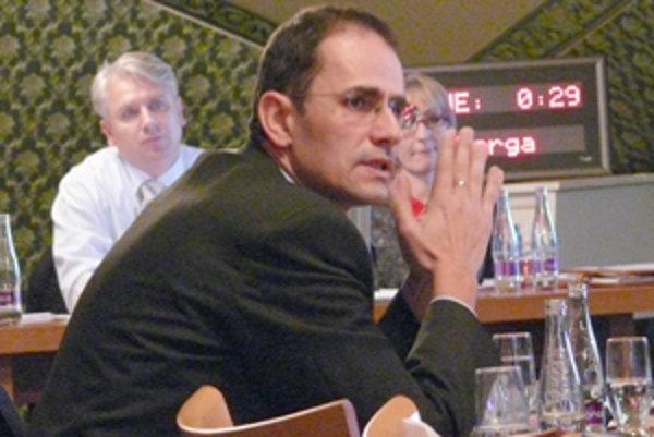 Konateľ spoločnosti Medial Radoslav Varga.