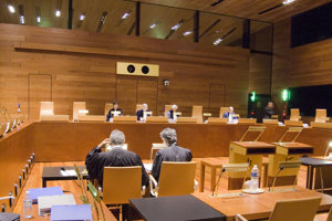 Pojednávanie Súdneho dvora Európskej únie.