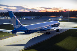 9. Boeing B787-10 Dreamliner má cenu 312,8 milióna eur.