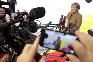 Angela Merkelová ešte v centre pozornosti niekoľko rokov ostane.