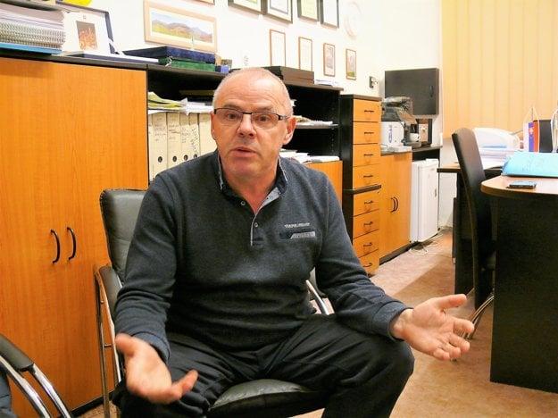 František Hideg je starostom Vrícka od roku 1990.