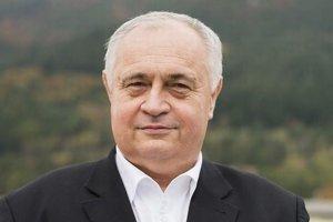 Michal Slašťan, kandidát na primátora mesta Ružomberok.