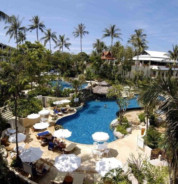 Hotel Horizon Karon Beach Resort & Spa 4*, Phuket.