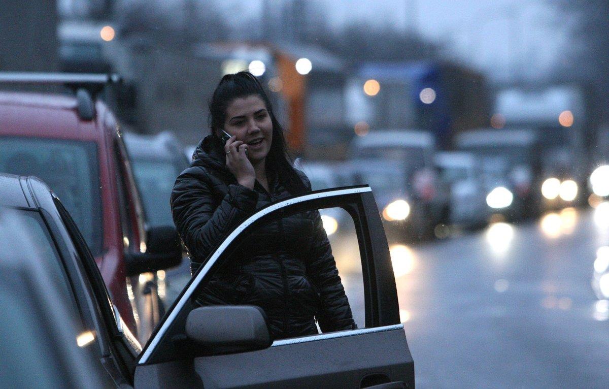 ec05bda25654 Na viacerých úsekoch v Bratislave sa zdržíte v kolónach - Bratislava SME