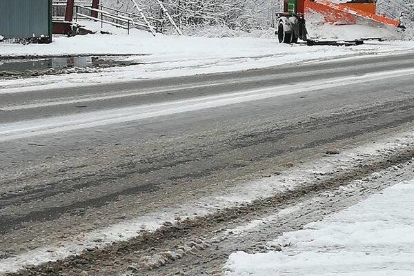 Pod Tatry prichádza sneh skôr.