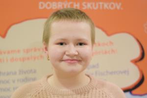 Emka Jalčová je veľká bojovníčka