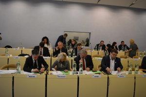 Prešovskí poslanci odklepli rozpočet.