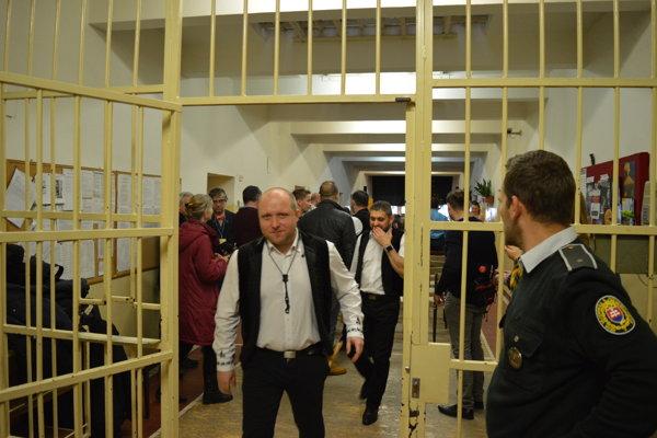 Vystúpenie Šarišancov spríjemnilo pobyt vo väzení.