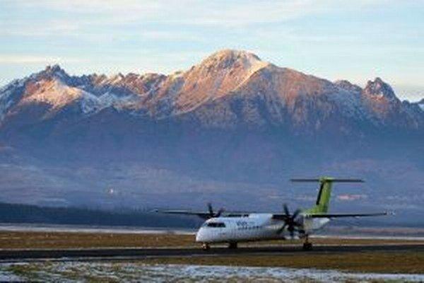 Do Poradu by z Pobaltia mala pravidelná linka lietať počas troch zimných sezón v rokoch 2014 až 2017.