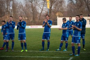 Futbalisti Lokomotívy Košice napokon ostávajú v druhej lige.