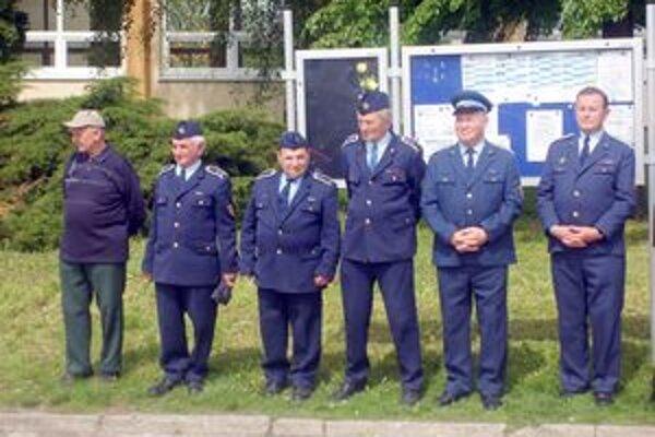 Dobrovoľní hasiči v Kolačíne si tento rok pripomenuli 85. výročie založenia zboru.