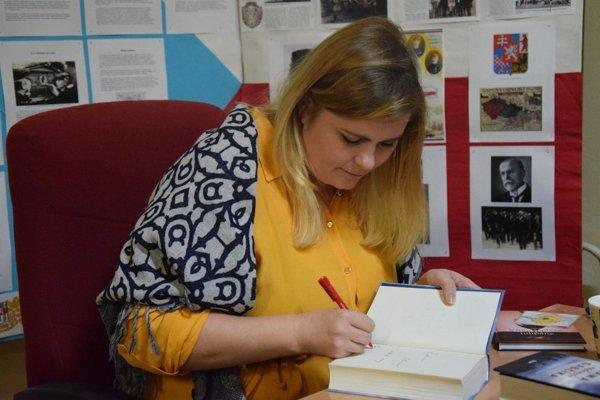 Veronika Homolová Tóthová