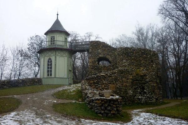 Grottu už pred niekoľkými rokmi rekonštruovali.