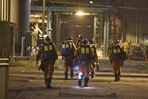 Výbuch v bani pri Karvinej zabil najmenej trinásť ľudí - svet.sme.sk 8e52e757adf
