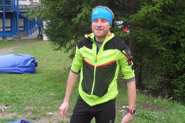 Víťaz Tomáš Gazdarica.