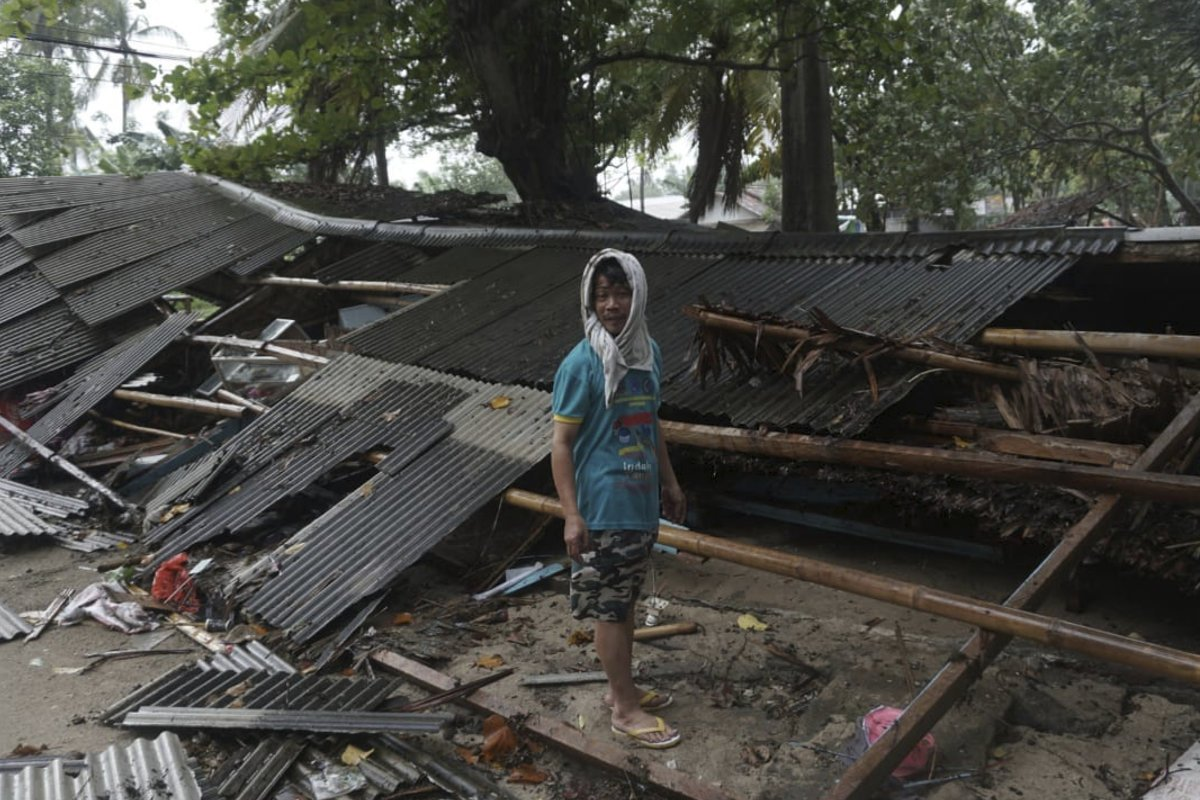 04dd531b5b3b Vlna cunami si v Indonézii vyžiadala viac ako šesťdesiat obetí - Svet SME