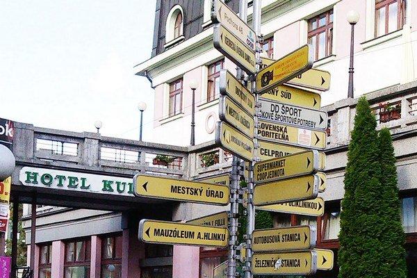 Päť stĺpov nestačí. Pokiaľ má byť Ružomberok plnohodnotným centrom turizmu, potrebuje aj kvalitný orientačný systém.