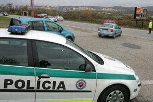 Vodiča, ktorý sa dopustí priestupku, polícia nemusí zastaviť.