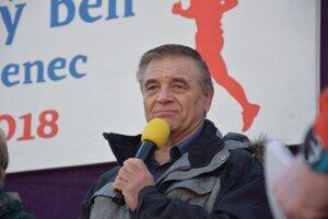 Ambasádor 51. ročníka Jozef Pribilinec.