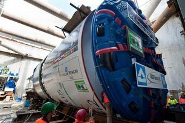 Slovensko je akcionárom v jednom z najprestížnejších vedeckých projektov výstavby röntgenového lasera v Hamburgu.