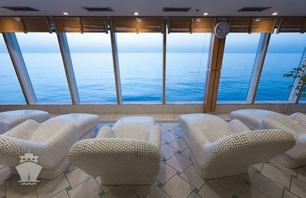 Lode ponúkajú cestujúcim dokonalý relax aj zábavu.