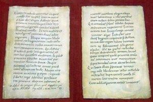 Spis O obrátení Bavorov a Korutáncov.