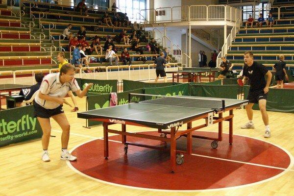 Štyridsiaty ôsmy ročník stolnotenisového turnaja bol zároveň úvodným podujatím Slovenského pohára mužov.