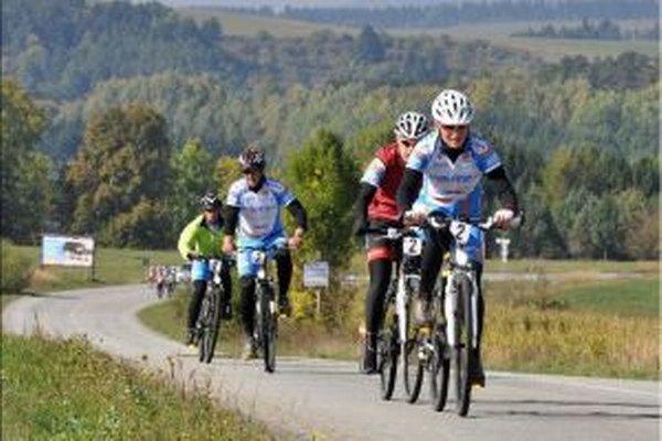 Časovkou družstiev zavŕšili cyklisti sezónu.