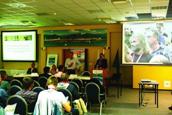 V Liptovskom Mikuláši si vymieňali  skúsenosti odborníci v oblasti outdoorových športov, ale aj ochrany prírody či rozvoja cestovného ruchu.