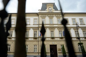 Sídlo Ústavného súdu SR v Košiciach.