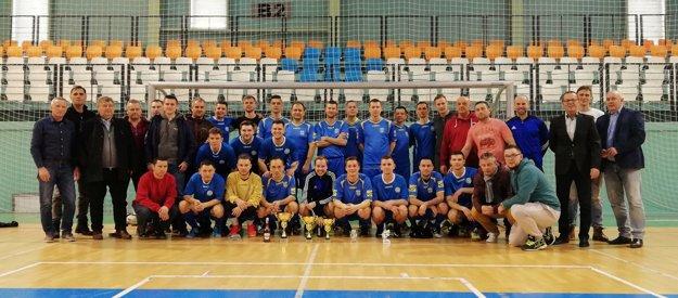ObFZ Nitra ako minuloročný víťaz turnaja