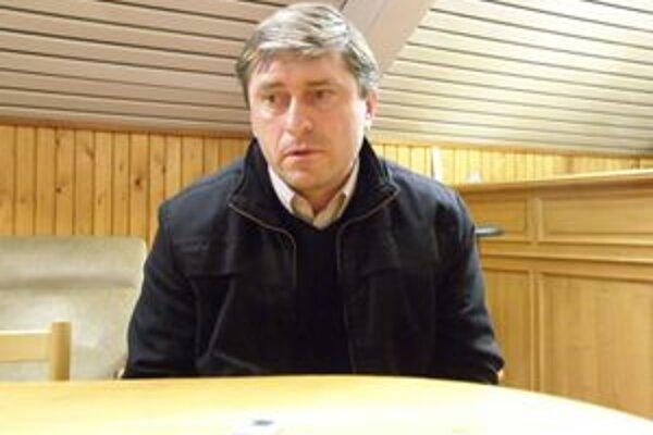 Tréner Programu Dubnica Jaroslav Vojtek