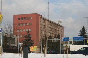 Okresné riaditeľstvo PZ v Spišskej Novej Vsi.