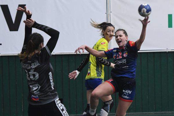Lenka Ratvajská konto favorita zaťažilaštyrmi gólmi.