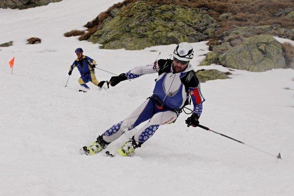 Na medzinárodných pretekoch horských záchranárov štartovalo uplynulú v sobotu dvadsaťjeden dvojčlenných družstiev.