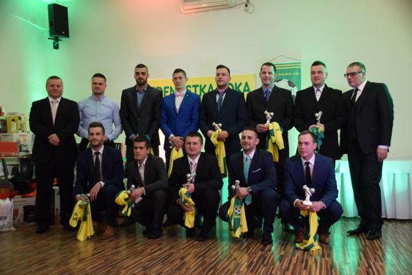 Najlepšia jedenástka hráčov z oblastných futbalových súťaží v okolí Žiliny a Bytče.