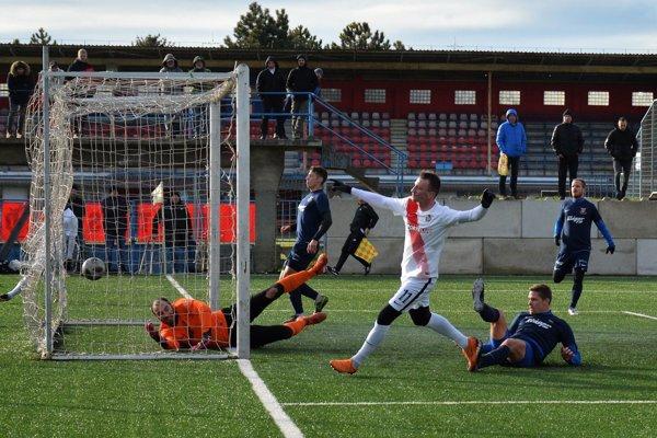 Jediný gól Serede strelil krídelník Ľubomír Ulrich.