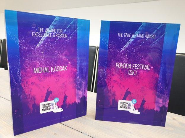 Festival Pohoda získal cenu The Take a Stand Award už druhýkrát.