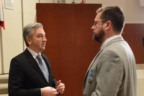 Župan Trnka a riaditeľ Ivan boli v konfrontácii aj na poslednom rokovaní krajského zastupiteľstva.