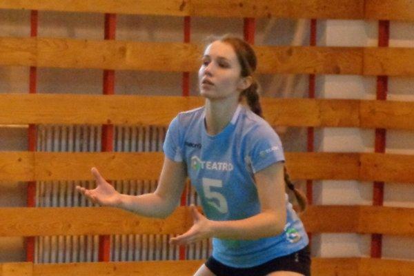 Andrea Žírošová sa po problémoch s ramenom vrátila do zostavy.