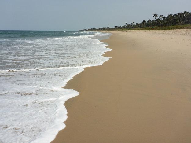 Pláž Kololi