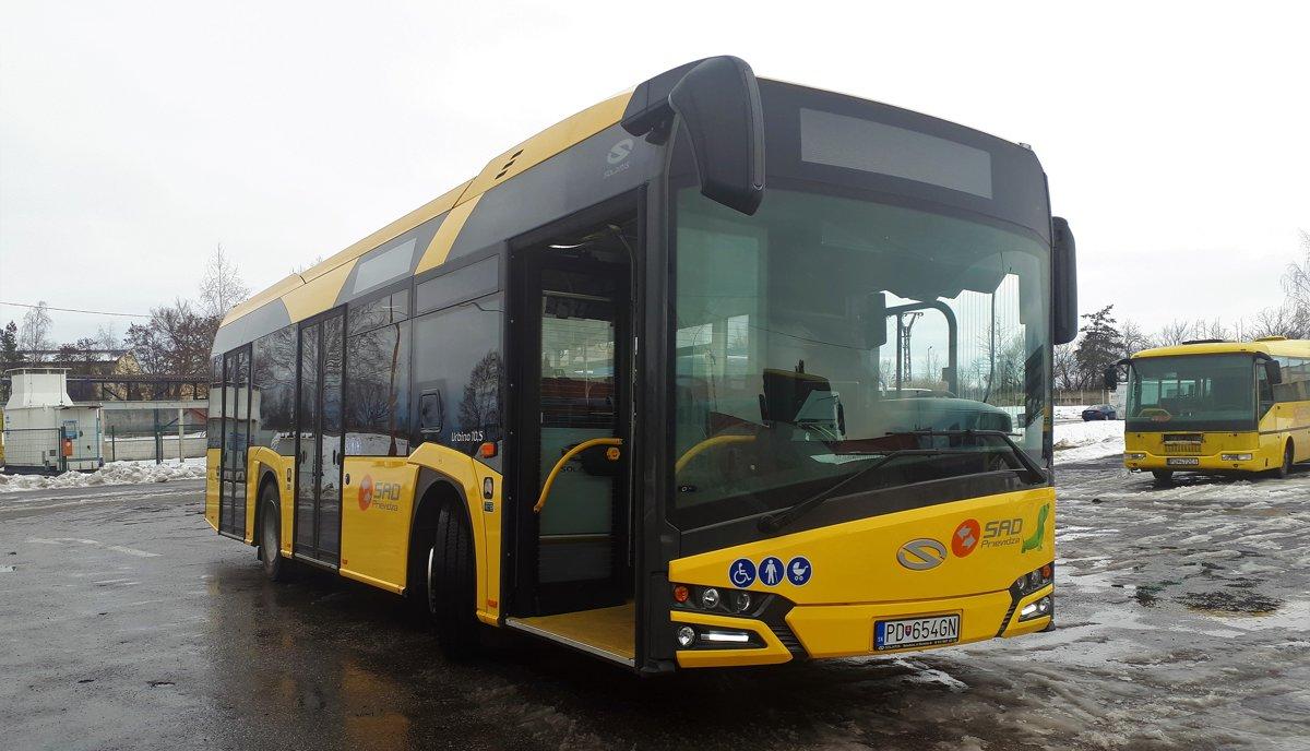 521c80f3b V prievidzskej MHD jazdí nový autobus. Aký komfort ponúka? (+FOTO ...