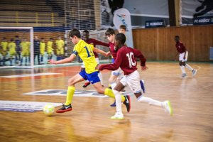 Vo finále prehrali chlapci z FC Košice s West Hamom United 1:3.