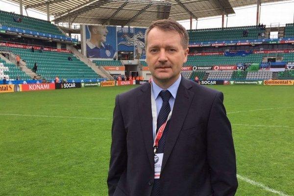 Martin Balko ukončil rozhodcovskú kariéru.