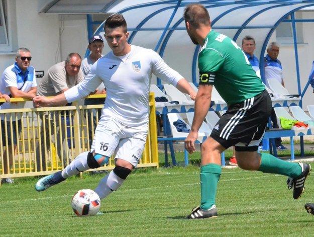 Futbalisti Fomatu sa opäť museli vrátiť do Žabokriek.
