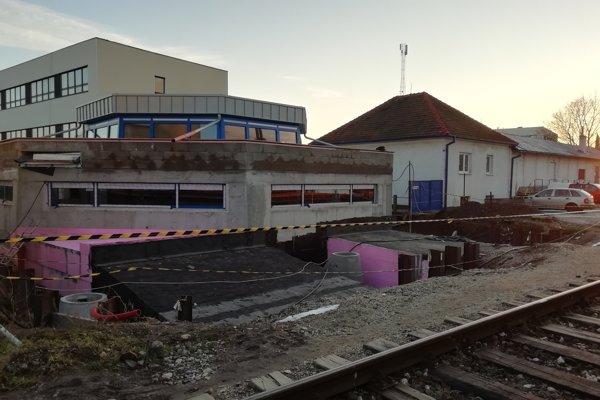 Stavbu dokončia v marci.