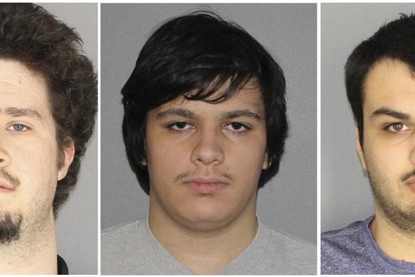 Mladíci vo veku od 16 do 20 rokov boli zadržaní počas uplynulého víkendu v meste Rochester.