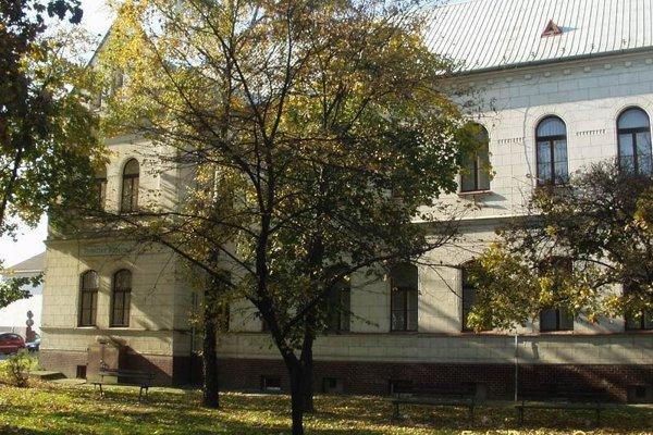Múzeum v Topoľčanoch.