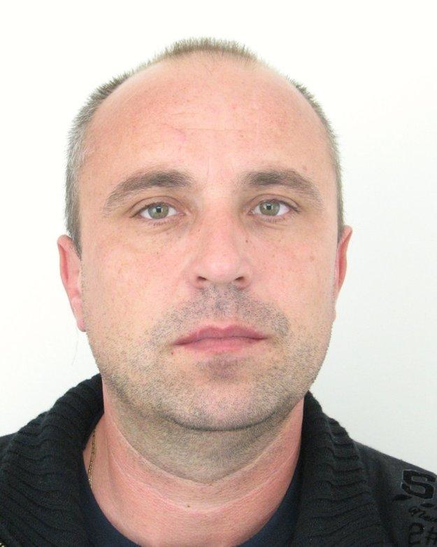 Hľadaný Andrej Borko.