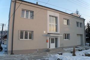 Obecný úrad v Chrenovci-Brusne prešiel rekonštrukciou.